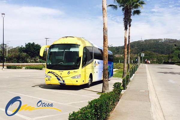 autobuses otesa turismo