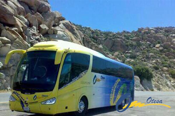 autobuses otesa vip