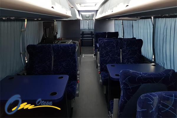 autobuses otesa vip ejecutivo